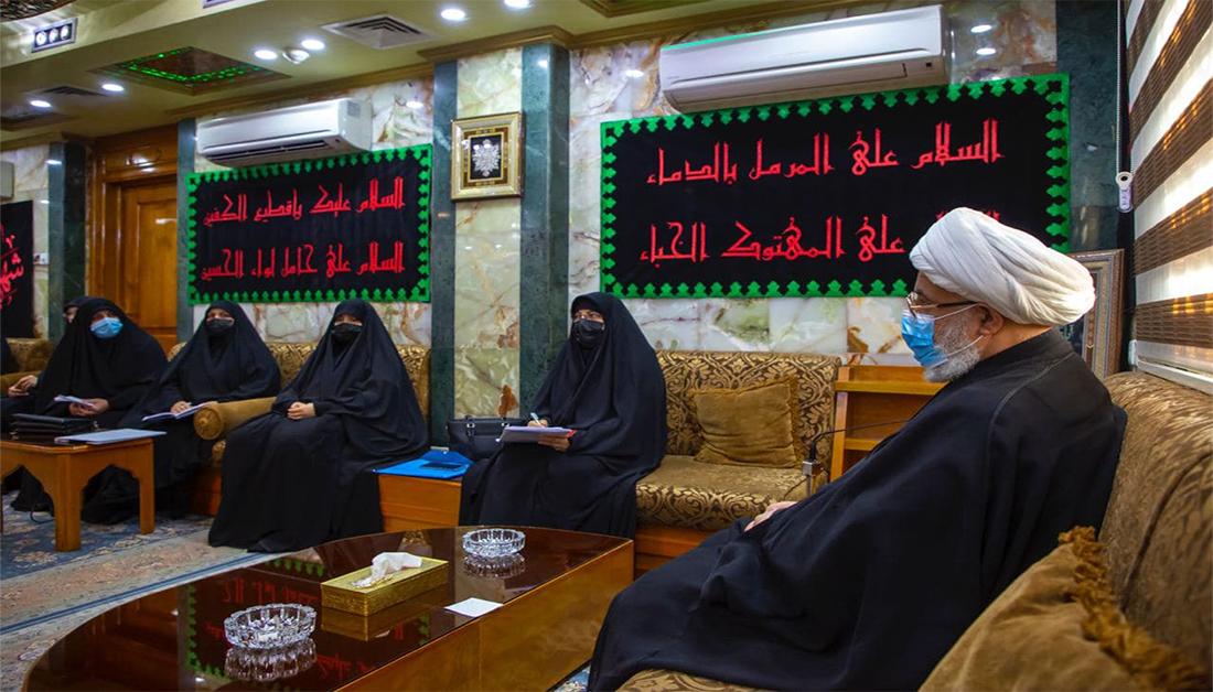 جامعة الزهراء.. خطوات ارشادية وتوجيهات تربوية