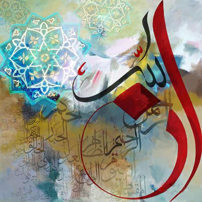 التذوق الفني هبة من الله العتبة الحسينية المقدسة