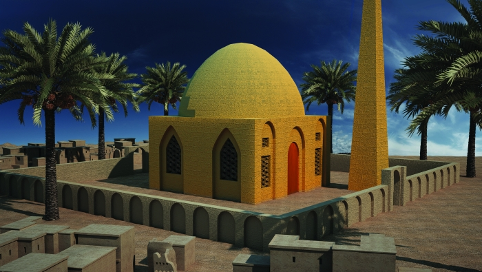 A timeline of the constructions of Imam Hussein Holy shrine | Imam