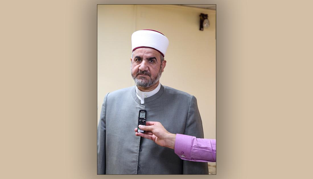 الشيخ السني الفهداوي حديث الفوارس
