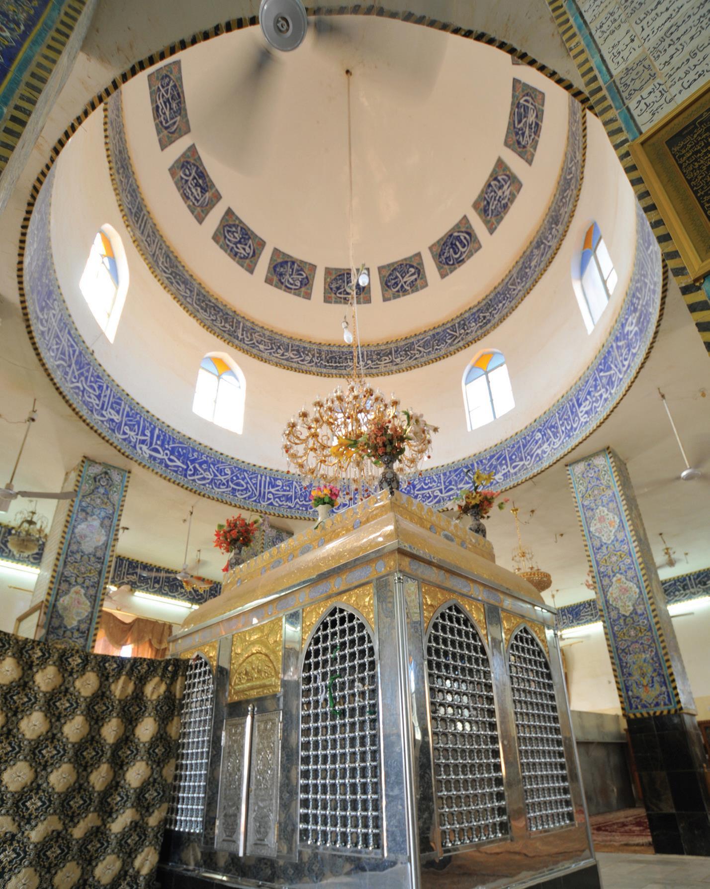 Ain al-Tamur à Karbala .. Ville touristique et archéologique