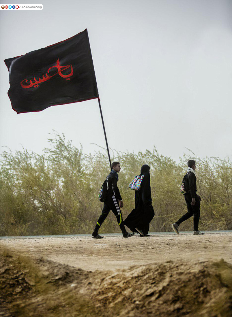 Arbaeen Walk The Largest Peaceful Annual Gathering The World Over