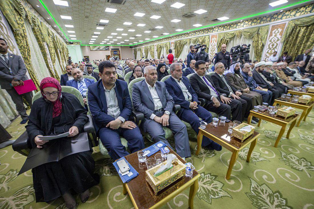 بمشاركة 22 دولة .. العتبة الحسينية تعقد مؤتمرا لتوثيق انتهاكات داعش بحق الاثار والمراقد الدينية