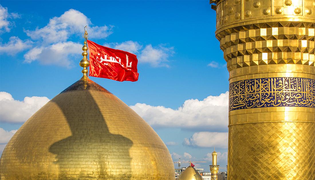 مشخصات گنبد جدید حضرت اباعبدالله الحسین (علیه السّلام)