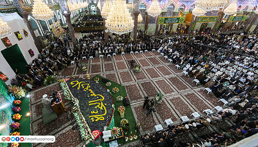 Clerics of all religions in Iraq to gather at Imam Hussain Shrine