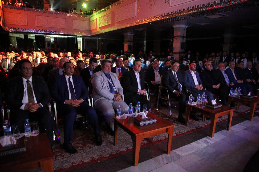فنانون عراقيون وعرب بضيافة العتبة الحسينية.. و120 دولة عربية واجنبية تتنافس بنتاجها السينمائي في كربلاء