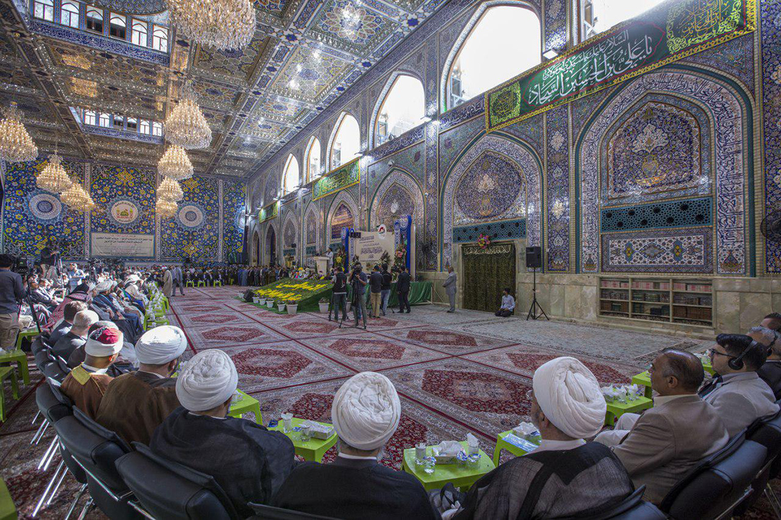 Representative of Supreme Religious Authority: We must convey Hussainian cause to the world, focus on the youth, maintain values and ethics