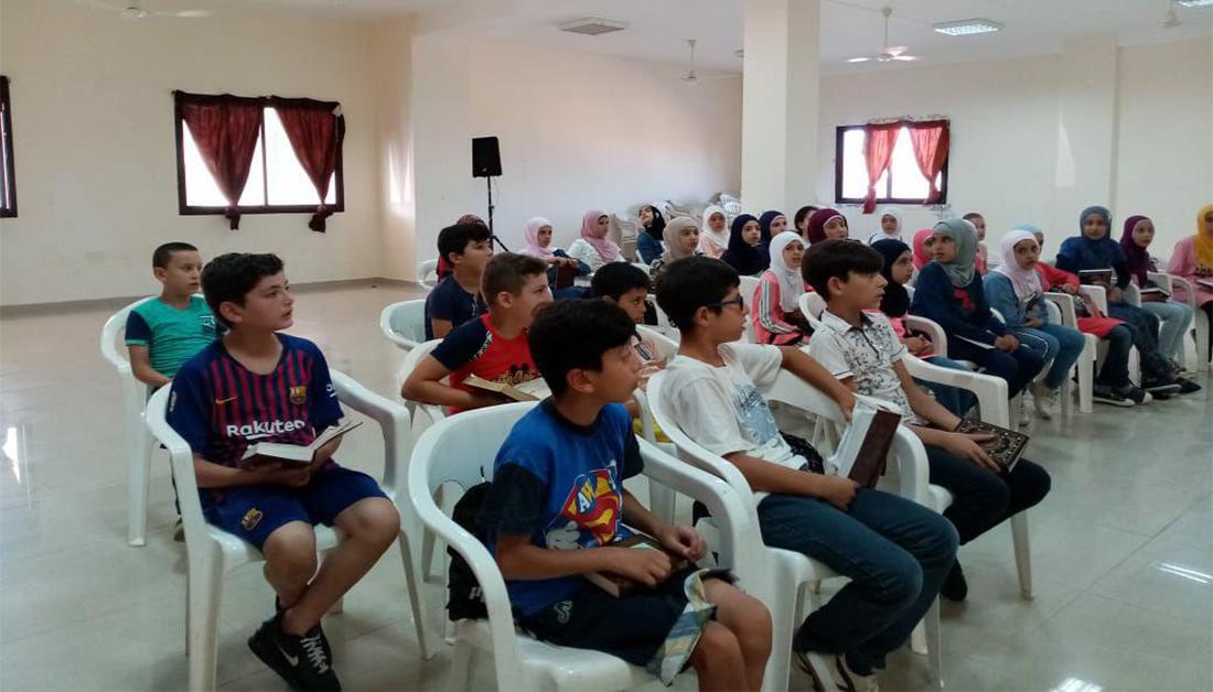في لبنان.. هذا ما تقوم به العتبة الحسينية لاستثمار اوقات الطلبة والطالبات خلال العطلة الصيفية