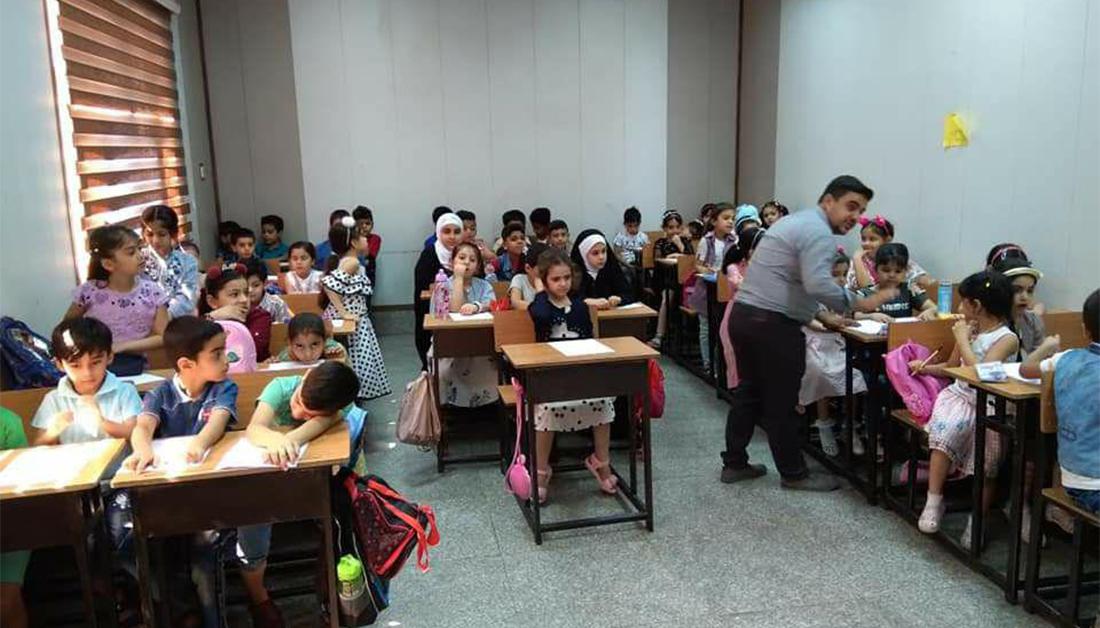 برگزاری ششمین دوره کشف استعدادهای کودکان به همت آستان قدس حسینی