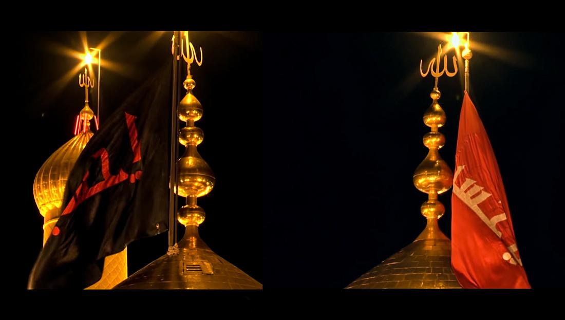 مشاهد حصرية لكواليس استبدال الراية الحمراء بالسوداء.. ماذا يحدث وراء القبة الذهبية؟!