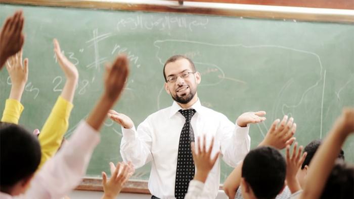 حق المعلم
