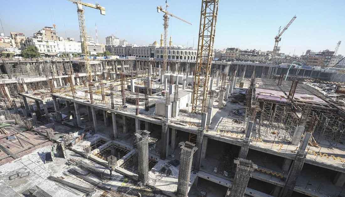 خلال هذه الزيارة.. العتبة الحسينية تكشف عن موعد افتتاح اجزاء من صحن العقيلة زينب (ع) امام الزائرين