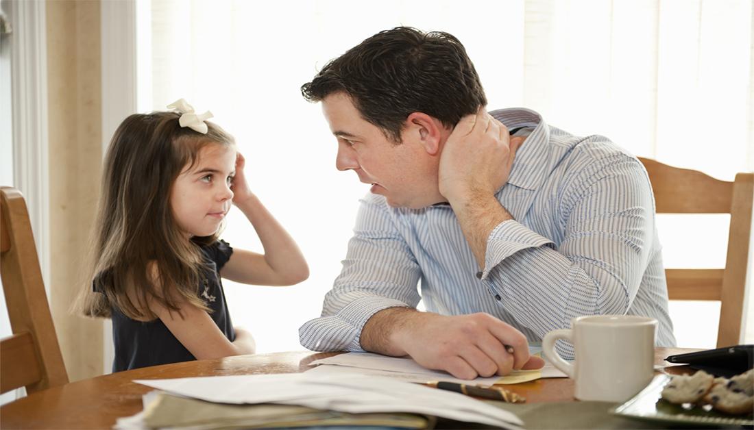 أهمية التحاور بين الآباء والأبناء