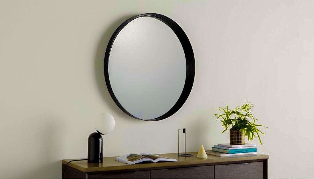 لسان المرآة!