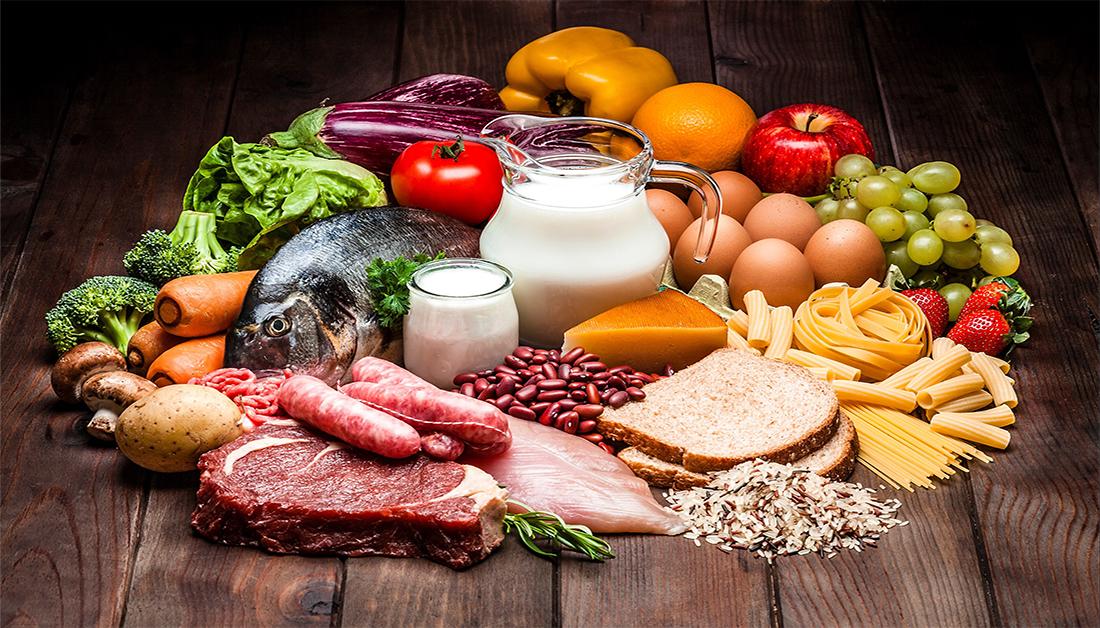 دستور الغذاء الصحي